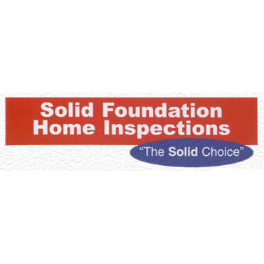 Solid Foundation Home Inspection